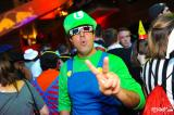 DJ ?uestlove Goes 3D At BrightestYoungThings� Halloween Newseum Party!