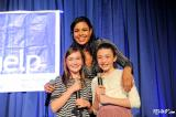 Jordin Sparks & D.C. Media VIPs Sound-Off Against Child Abuse; Capitol CAREaoke Sing-Off Raises Thousands!
