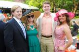 Washington Tips Hat To 24th Annual Woodrow Wilson House Garden Party!