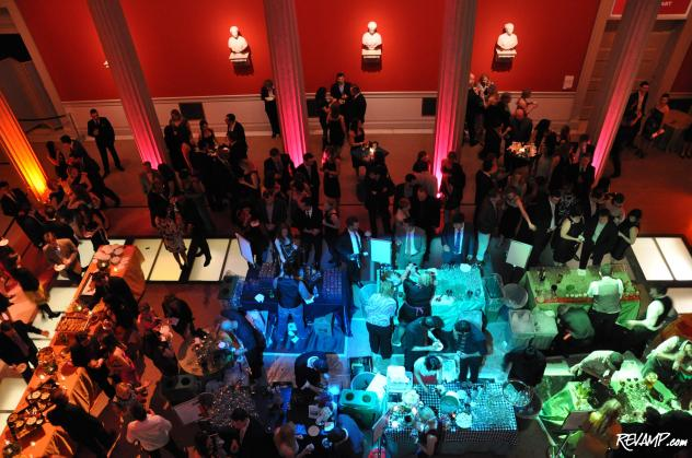 Guests will have the opportunity to sample all 12 competing cocktails at the ARTINI cocktail party at the Corcoran on April 2nd.